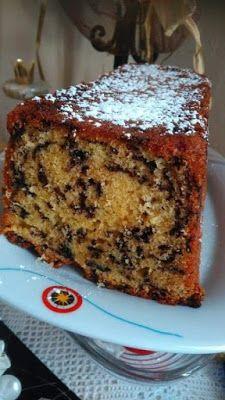 Μυρμηγκάτο κέικ !!! ~ ΜΑΓΕΙΡΙΚΗ ΚΑΙ ΣΥΝΤΑΓΕΣ 2 Cookbook Recipes, Cooking Recipes, Keto Cheesecake, Brownie Bar, Greek Recipes, Cake Cookies, Banana Bread, Pancakes, Sweets