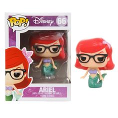 Ariel (Hipster) Hot Topic Exclusive
