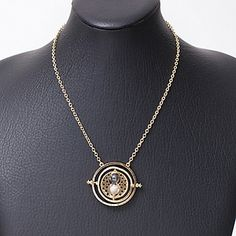 Harry Potter Time Turner Necklace - already got it!