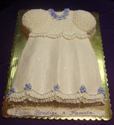 Christening Gowns cake | Herman's Bakery and Deli - Miscellaneous Cakes Gallery
