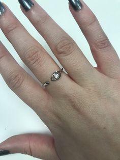 Evil-Eye Open Ring