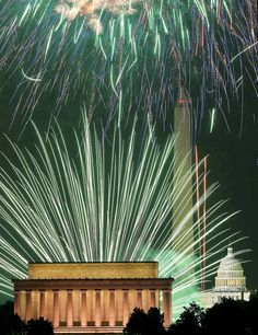 Happy birthday, America (Mark Wilson / Getty Images)