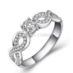 Cheap Diamond Solitaire Engagement Rings