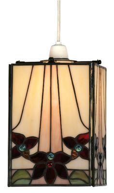Oaks Lightings large range of Tiffany style lights is available from Luxury Lighting. A comprehensive collection of Tiffany pendants, wall lights, floor lamps and table lamps in both traditional and more contemporary, geometric designs. Traditional home lighting.
