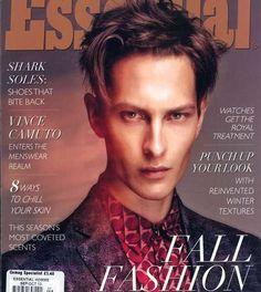 Homme Essential Magazine 1