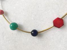 Necklace made of colorful stones. Lapis Lazuli, Jade, Jewellery, Stone, Color, Jewels, Rock, Schmuck, Colour