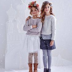 Petites princesses slaves. #Cyrillus #collectionhiver