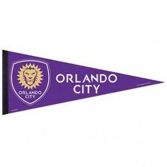 Orlando City SC Premium Pennant
