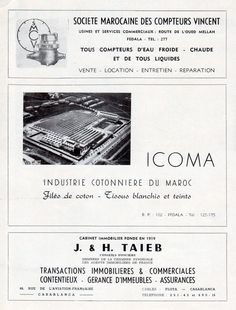 Fédala 1954