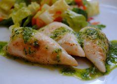 Chipirones a la Plancha con Salsa Verde Fish Recipes, Great Recipes, Healthy Recipes, Salsa Verde, Pescado Recipe, Paella, Spanish Food, Fish Dishes, Mediterranean Recipes
