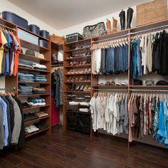 16 Best Custom Closets Images On Pinterest Walking Closet Closet