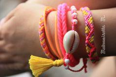 bracelets brésil