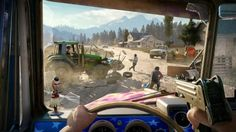 Far Cry 5 is bringing back the wing suit