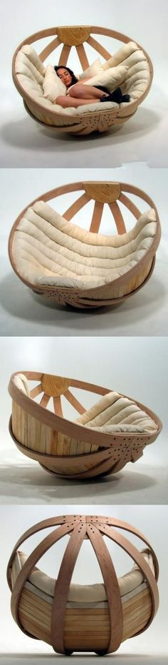 Cradle for Adults, yes please!