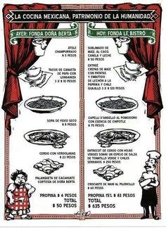 La cocina mexicana…en México y en el mundo