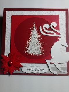 Card Natal. By arizla
