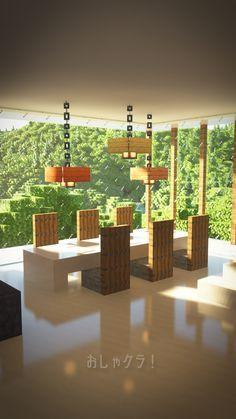 #minecraft #building #OSHACRA #おしゃクラ #download #modernhouse Minecraft Villa, Architecture Minecraft, Modern Minecraft Houses, Minecraft Farm, Minecraft Mansion, Minecraft Cottage, Minecraft Interior Design, Minecraft Plans, Minecraft Blueprints