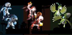 Réalisations Jeux vidéo des élèves | Aries école supérieure privée 3D, VFX, Animation, école web, école infographie 2D, école design graphique, école jeux vidéo