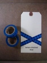 masking tape on card All Paper, Rice Paper, Masking Tape, Washi Tape, Paper Envelopes, Craft Party, Basic Colors, Tartan, Craft Supplies