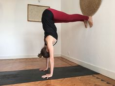 Because Handstand is made up of so many difficult and complex elements, it is not advisable to literally jump into it without properly prepping the body.