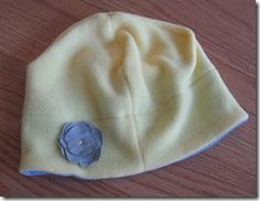 diy hat tutorial been looking for this to make these for cancer patients.