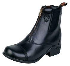 Womens Heritage RT Zip Paddock Boots | valleyvet.com
