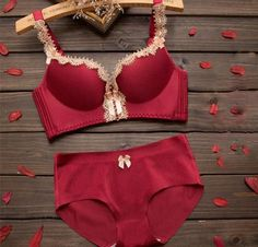 Check out our new item Intimates Women B.... Just added today get it here http://pantiesexpress.com/products/intimates-women-bra-set-plus-sizes-bra-brief-sets-push-up-bras?utm_campaign=social_autopilot&utm_source=pin&utm_medium=pin