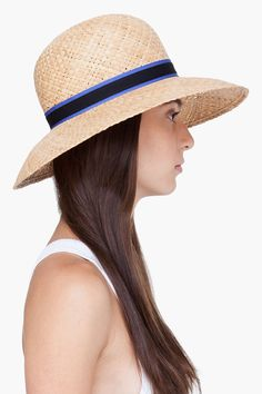 must haves - Straw hats