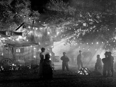 """The Night Circus. [""""The Ten"""" is a project I started to invite myself to go back…"""