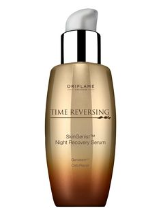 Tratamiento Restaurador de Noche Time Reversing SkinGenist™ | Oriflame Centro América