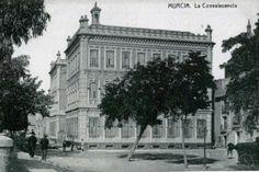 Murcia La Convalecencia en 1921, pocos años después de ser inaugurada como hospital1921.jpg (1470×982)