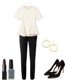 """""""Inter1"""" by clauclaus on Polyvore featuring Chloé, Alexander Wang, Monsoon, Kester Black, Vita Fede, NARS Cosmetics and Fallon"""