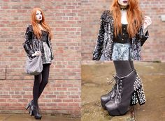 I'll be waiting, with a gun and a pack of sandwiches. (by Olivia Harrison) http://lookbook.nu/look/4359645-I-ll-be-waiting-with-a-gun-and-a-pack-of-sandwiches