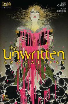 The Unwritten: Apocalypse #2 #Vertigo #TheUnwritten #Apocalypse (Cover Artist: Yuko Shimizu) On Sale: 2/19/2014