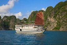 Carina cruise Halong bay   Carina cruises