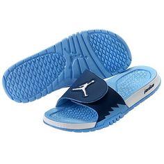 fdea58b0e Nike Air Jordan Hydro V Retro (True Blue   Metallic Platinum   University  Blue)