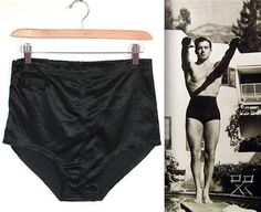See related links to what you are looking for. Old Hollywood Style, Bathing Suit Bottoms, Bikinis For Sale, Decorated Shoes, Plus Size Bikini, Tall Women, Womens Fashion For Work, Historical Clothing, Vintage Men
