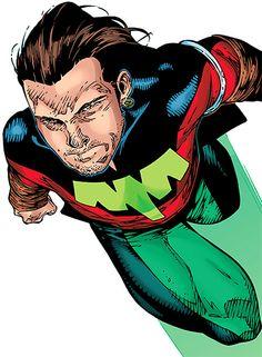 Ultra Boy - Post-reboot Legion of Super-Heroes - DC Comics