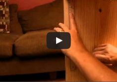 How To Make A Bookcase – Detailed Video Instruction