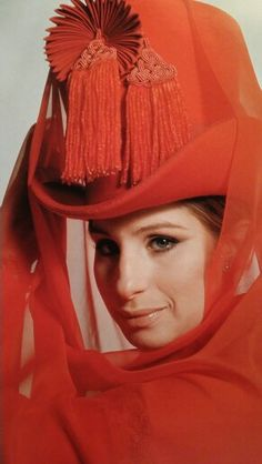 Barbra Streisand 'On A Clear Day You Can See Forever'.