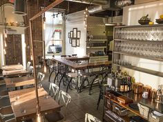 Oxheart's Justin Yu and Justin Vann Open New Bar Public Services - Eater Houston