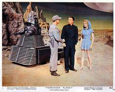 "1956 ... ""Forbidden Planet"""