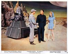 "1956 ... ""Forbidden Planet"""