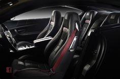 The unique Bentley Continental GT interior