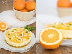 Orange Cheesecake mit Orangen-Gelee on my Blog.