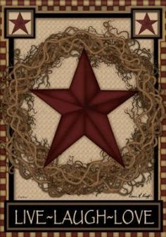 Summer Country Star ~ Western Star /& Floral Welcome Suede Garden Flag