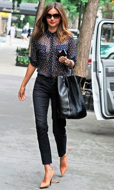 Miranda Kerr Out In New York, 2012