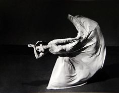 "Martha Graham - ""Dance is the hidden language of the soul"""