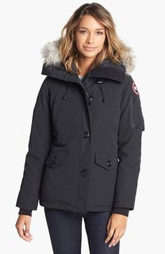 Canada Goose Kensington Parka - Coats & Jackets - Apparel - Women's - Bloomingdale's