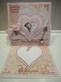 Kaia's side Paper Art, Decorative Boxes, Arts And Crafts, Stamp, Scrapbook, Invitations, Group, Projects, Log Projects